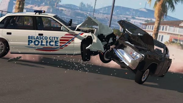 BeamNG.drive PC Game Español