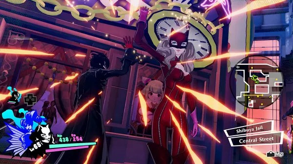 Persona 5 Strikers (2021) PC Full Español