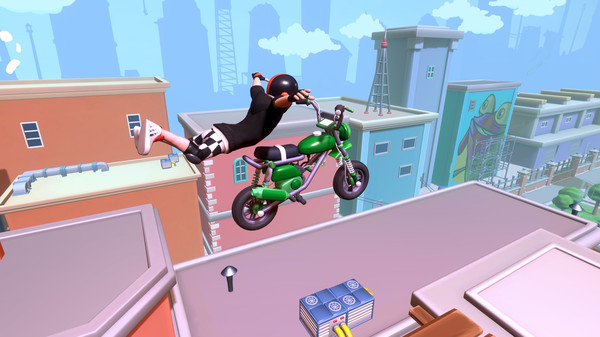 Urban Trial Tricky Deluxe Edition (2021) PC Full Español