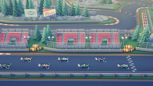 Circuit Superstars (2021) PC Game Español