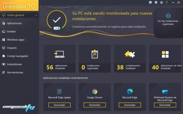 Ashampoo UnInstaller Version 10 Final Español