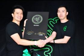 Razer旗艦店開幕, 玩家朝聖新地標 就在台北三創