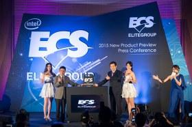 ECS COMPUTEX 展前LIVA 發表會