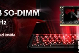 感受蘊藏在筆電裡的力量與速度 「暗黑女神NOX」DDR4 64GB 3000MHz SO-DIMM 無可匹敵的冠軍