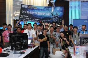Intel全新不鎖頻第6代Core i處理器「DIY組裝教學暨體驗活動」