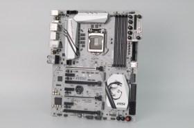 MSI Z170A XPower Gaming Titanium Edition 主機板 / 遊戲與超頻的集大成