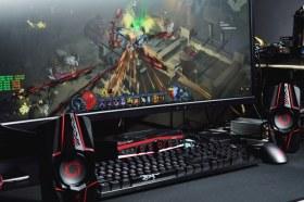 AVerMedia Ballista Trinity GS315遊戲音響系統 / 強悍音效 細節清晰