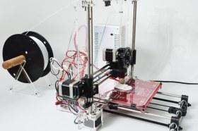 Richardson 3D Assembled列印機 / DIY創意生成初號機