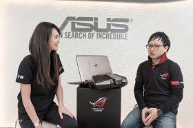 3C達人電腦DIY主編Sinchen與電競小葵談談今年的筆電之王 / ASUS ROG GX700水冷電競筆電