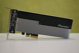 Pioneer APS-SE1評測試用報告 / 雲端新世代 儲存進化論