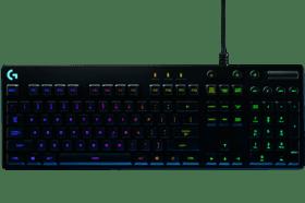 羅技G810 Orion Spectrum RGB擴大G系列機械遊戲鍵盤陣容