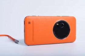 ASUS ZenFone Zoom橘色背蓋來惹!這不是愚人節假資訊