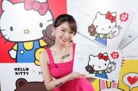 宏碁HELLO KITTY X LINE FRIENDS限定版筆電 Acer Aspire V13 春電展首發預購