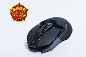 Logitech G900 Chaos Spectrum 無線遊戲滑鼠 測試分享 / 鼠界黑科技 萬鼠莫敵
