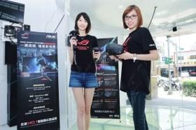 台灣首間 VR 主題網咖「FuVision VR 空間」攜手華碩 ROG 打造全新遊戲體驗