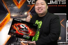 技嘉 GTX 1080 Xtreme Gaming 原價屋首賣會 / 太神啦~統神賣顯卡你敢嘴?!