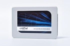 Micron Crucial MX300 SSD 固態硬碟實測 / 首款 3D NAND TLC 產品