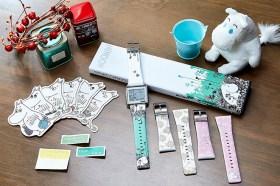耶誕送禮最暖心!Smart Canvas電子紙療癒手錶 日本‧台灣限定 典藏發售