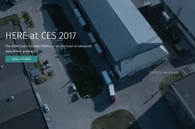 NVIDIA 與 HERE 合作利用AI 技術發展雲端到汽車的 HD 地圖圖資