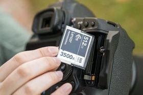 Lexar 推出 512GB Professional 3500x CFast 2.0 記憶卡 提供領先業界的大容量
