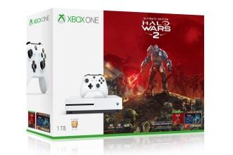 《最後一戰:星環戰役2》旗艦版搶先開戰 「Xbox One S 1TB最後一戰:星環戰役2同捆組」限量磅礡登場!