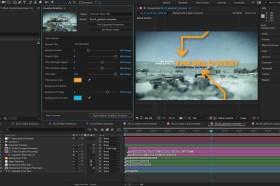 Adobe於2017全美廣播事業者聯盟大會發布對影片編輯的重大更新  全新發布提升AI、VR、動態圖像、直播動畫及音頻等功能