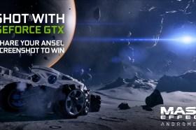 NVIDIA《質量效應:仙女座》Ansel競賽開跑 Ansel藝術家一展遊戲攝影高超功力