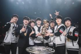 2017《英雄聯盟》MSI 季中邀請賽  王者 SKT 衛冕成功