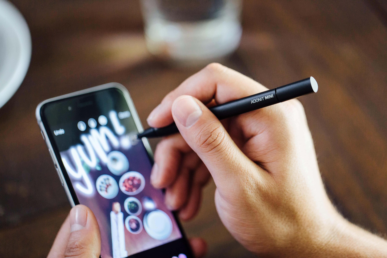 Adonit 發表新款 Mini 3 迷你隨行觸控筆 - 電腦DIY