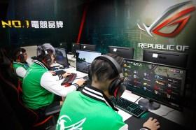 華碩攜手遠東科技大學成立專業電競教室