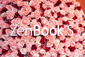 ASUS Zenbook S推出時尚勃艮第酒紅色,聯名設計師推出限量筆電手拿包