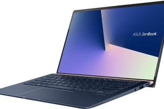 華碩於2018 IFA發表世界最小筆電—全新ASUS ZenBook系列