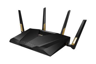 全球首款802.11ax雙頻無線路由器ASUS RT-AX88U 震撼上市!