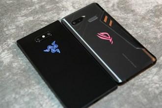 ROG Phone vs. Razer Phone 2 誰能搶下2018電競手機的王者寶座?