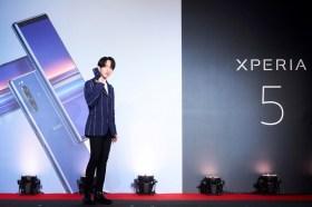 Sony Mobile在台推出旗艦新機-Xperia 5  林宥嘉魅力代言