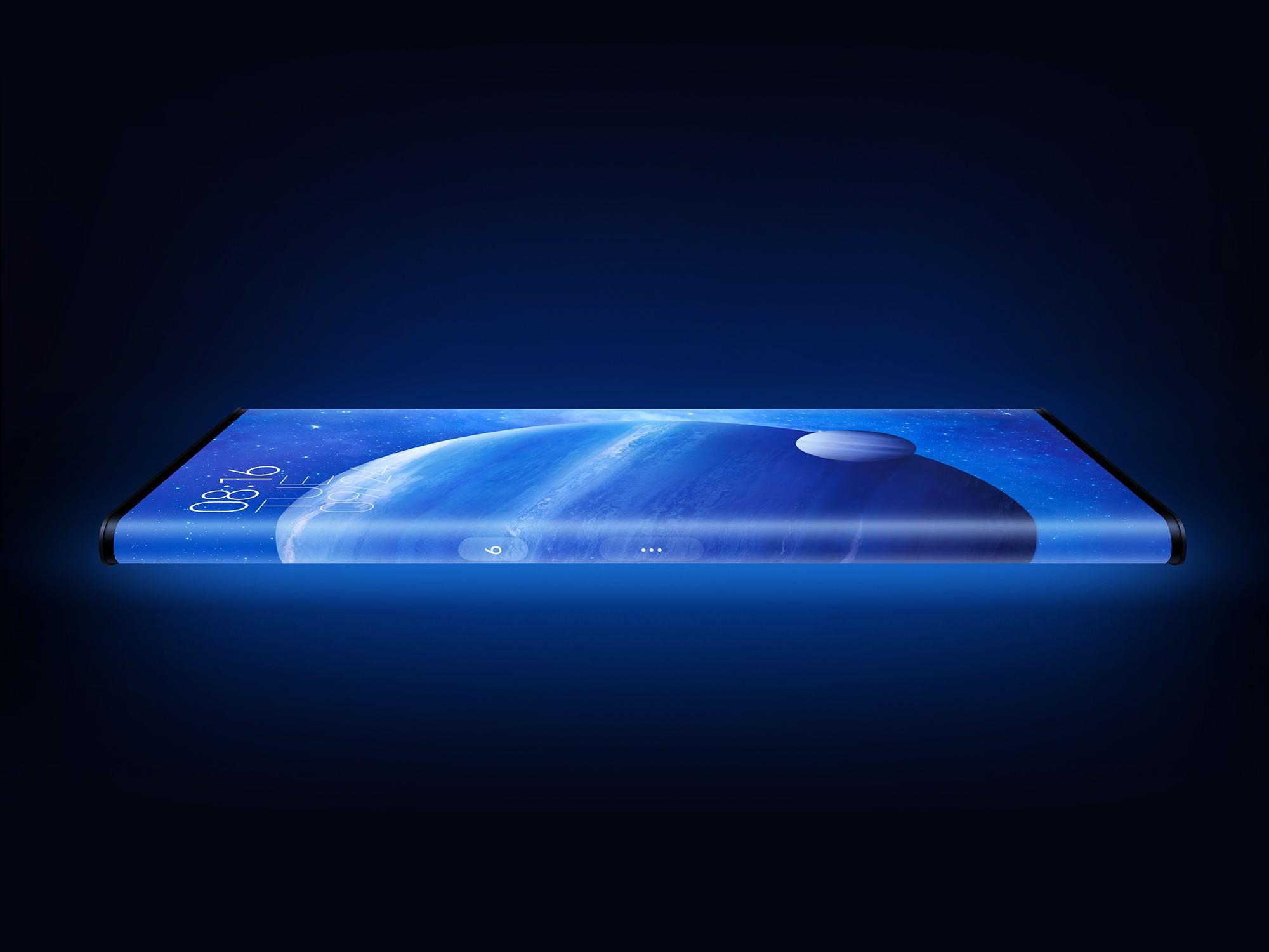 一億萬相機畫素!小米發表未來科技手機 - MIX Alpha - 電腦DIY