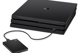 PS4官方推薦外接硬碟又來啦~希捷2TB 外接式硬碟外型超帥氣