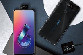 ASUS ZenFone 6新色「迷霧黑」10月15日將上市