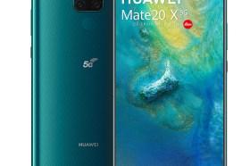 最極速的5G雙卡手機來了 華為 Mate20 X 5G版將在台開賣