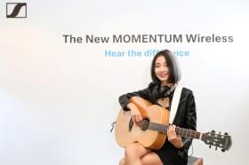 細節滿滿又舒適!SENNHEISER推出全新 MOMENTUM WIRELESS智慧耳機