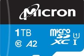 1TB 工業級 microSD來了!美光推出全球首款專為雲端管理影片監視用