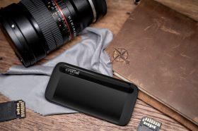 美光首款SSD 行動硬碟 – Crucial X8 開賣!