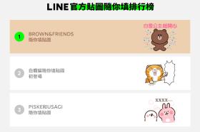 2019大家最愛的 LINE 貼圖與LINE TV 榜單揭曉