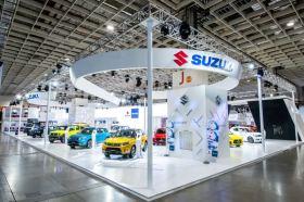 2020 世界新車大展12/28開跑  SUZUKI全車系參展還有大型吸睛扭蛋機可玩