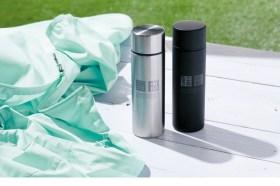 UNIQLO打通虛實通路開創618購物新體驗 限量版不銹鋼迷你瓶快來搶!!
