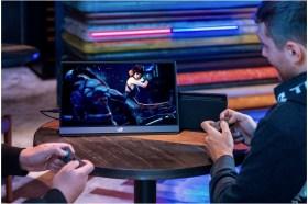 全球最快240 Hz可攜式電競螢幕 ROG Strix XG17AHP強勢登場