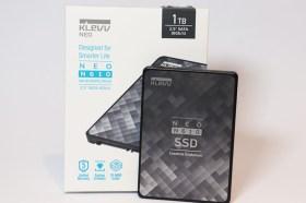 最超值的固態硬碟選擇!KLEVV NEO N610 1TB SSD開箱評測