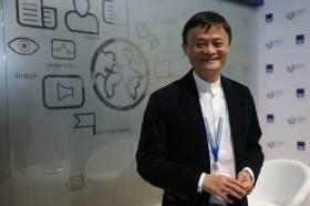 馬雲老師現身了 再呼籲全球合作:與其擔憂不如擔當