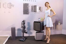 三星2020 全新家電系列產品曝光!電冰箱、吸塵器與清淨機都搭載智慧黑科技