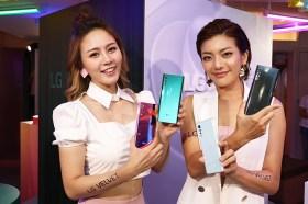 最時尚的輕旗艦5G手機現身!LG VELVET「蛋糕機」四色耀眼登場